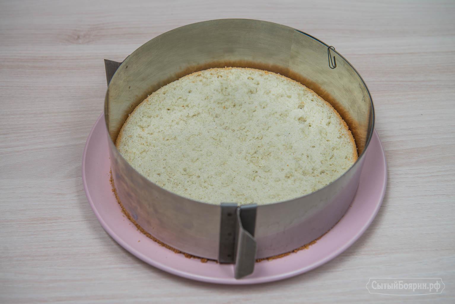 Пошаговое фото как приготовить птичье молоко
