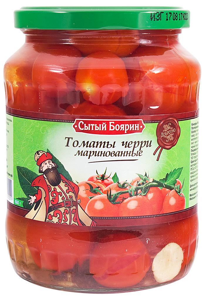 томаты черри Сытый Боярин